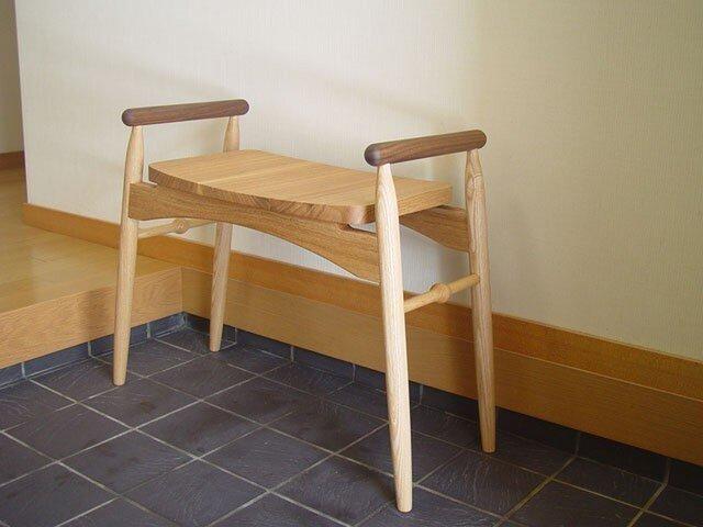 玄関椅子(サポートスツール)の画像1枚目