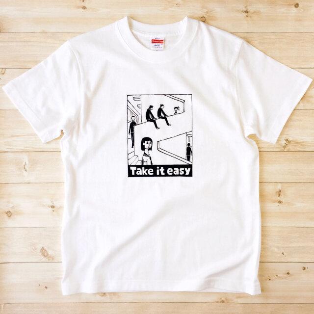 てすりすべりだい 【 Tシャツ 】の画像1枚目