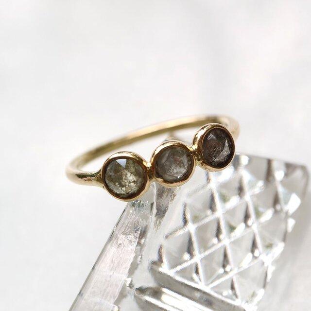 CE-625 【CERCA】ダイヤモンドリングの画像1枚目