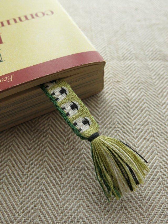 カード織りブックマーク ::får::の画像1枚目