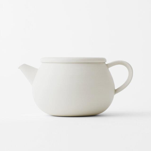 TEA FAMILY POT・S WHITEの画像1枚目