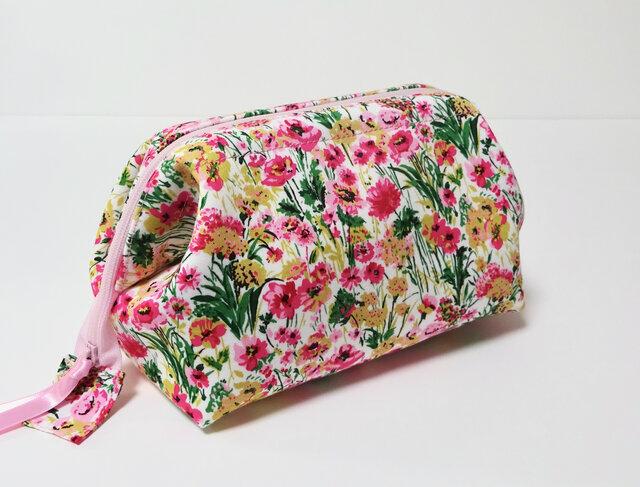 ★再販★  野の花 ワイヤーポーチ(Ⅱ)の画像1枚目