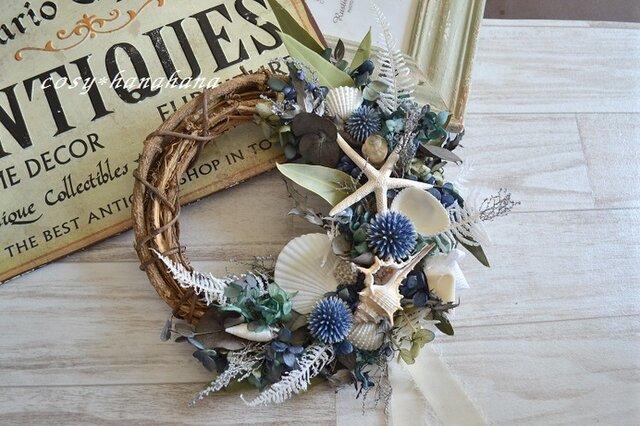 夜の海wreathの画像1枚目