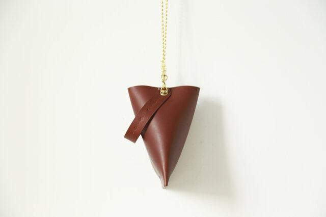 【魚の尾】本革レザーショルダーバッグ トートバッグ手持ち 肩掛け 2WAY 鞄の画像1枚目