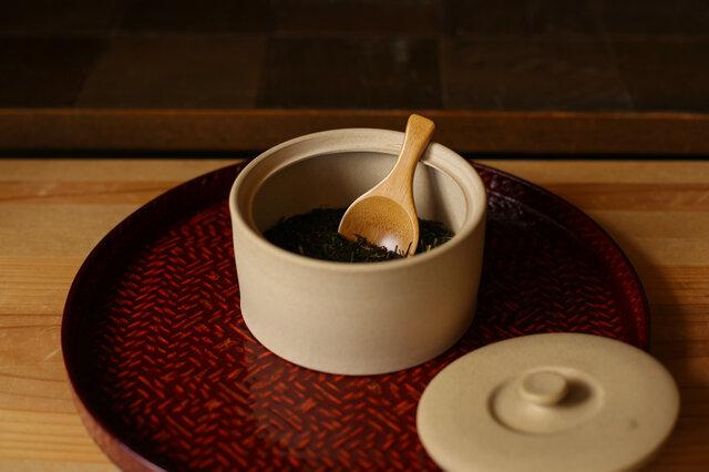 【大分県日田産】竹の茶さじの画像1枚目