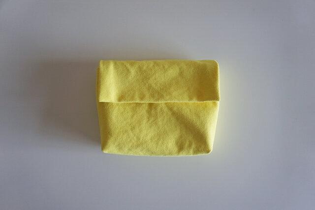 きちんとポーチ M  / lemonの画像1枚目