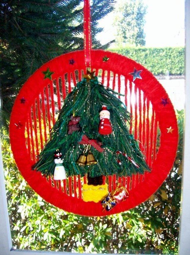 クリスマスリースの画像1枚目