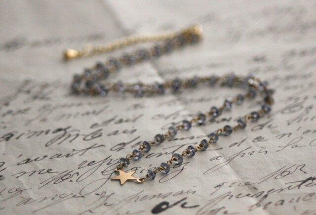 宝石質AAA*14kgf天然石 タンザナイト ネックレス クリスマス 誕生日 プレゼント 結婚式 ブライダル  ウエディングの画像1枚目