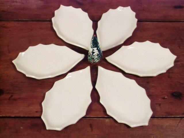 ヒイラギのお皿の画像1枚目