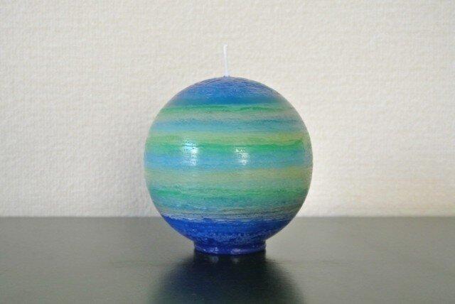 Earthキャンドル(地球)の画像1枚目
