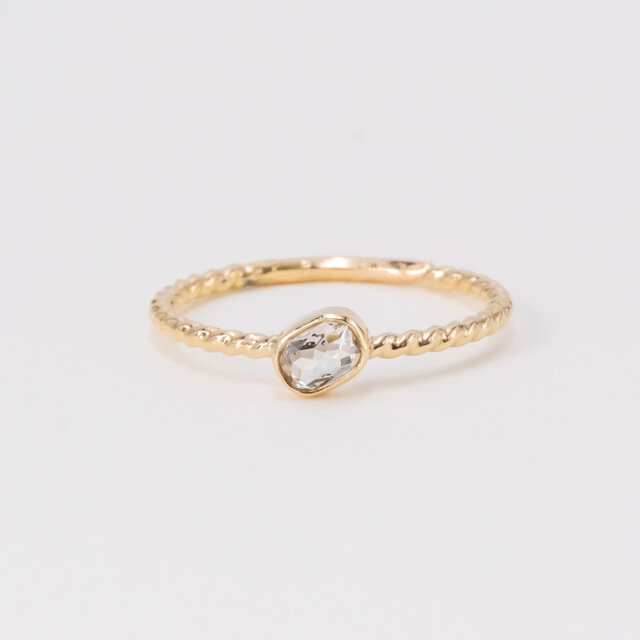Lumiere Diamond Ringの画像1枚目