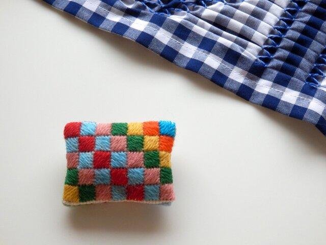 wool tile 008の画像1枚目