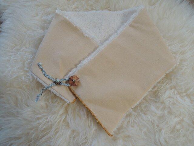 organic cotton Padma Neck Warmerの画像1枚目