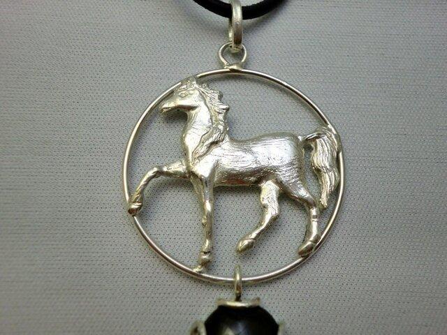 馬ペンダントの画像1枚目