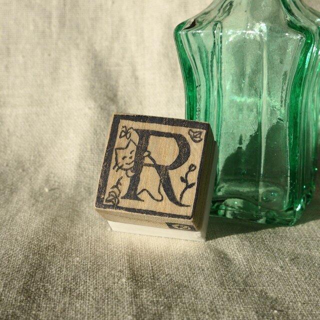 ネコさんアルファベット Rの画像1枚目