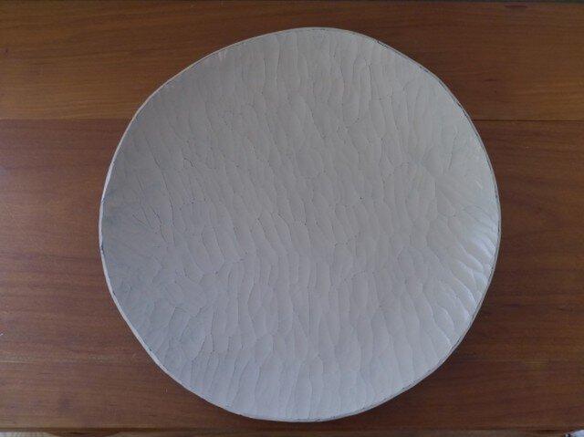 大皿300白の画像1枚目