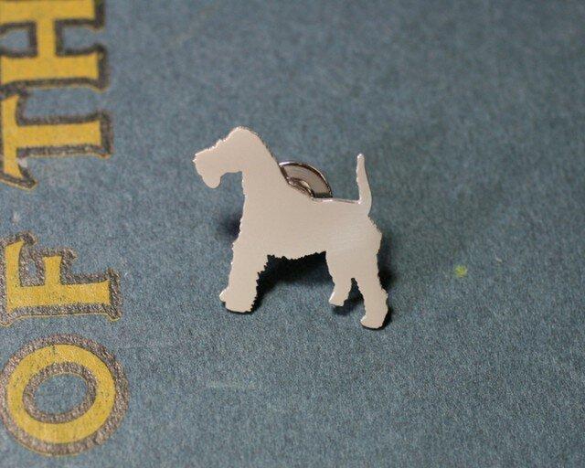 シルバーピンタック Dog-01の画像1枚目