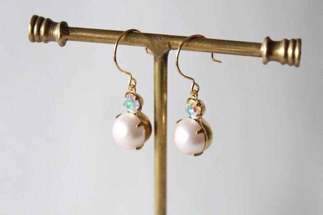 *vintage bijou-pearl- np215Gの画像1枚目