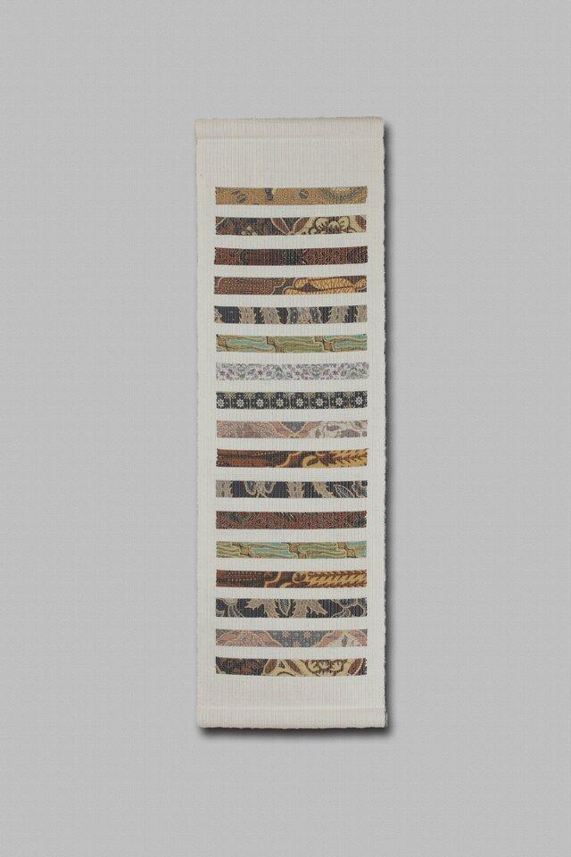 手織りタペストリー  旅立ちⅤの画像1枚目