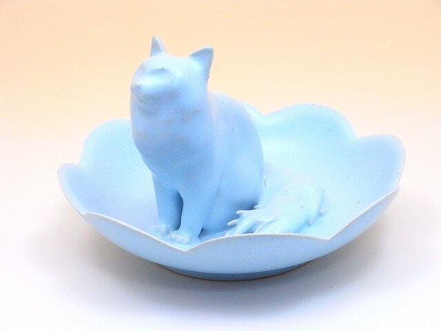 maya様ご予約品Cat Loverのためのジュエリーディッシュの画像1枚目