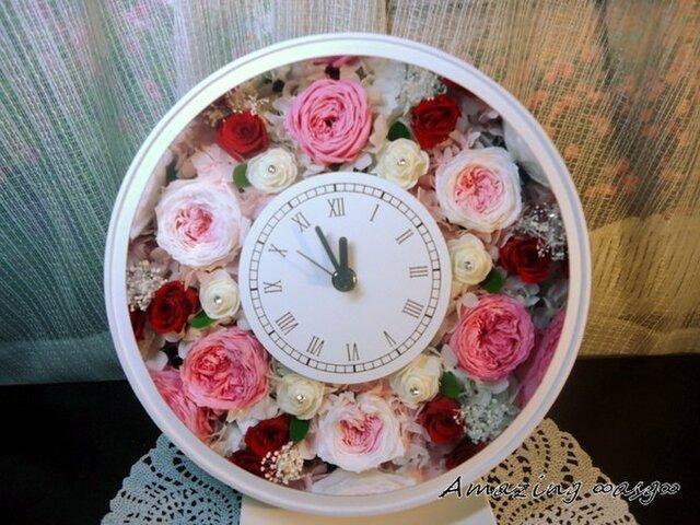 Amazing ∞asg∞  贅沢!! 「てまり」の花時計!!の画像1枚目