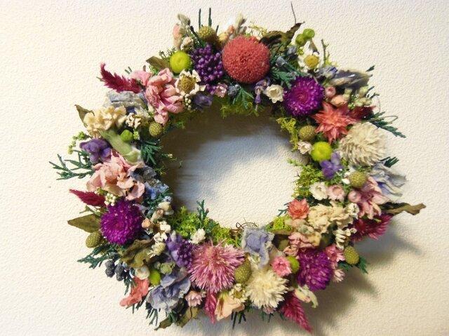 野の花のミニリース IVの画像1枚目