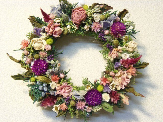 sold野の花のミニリース Vの画像1枚目