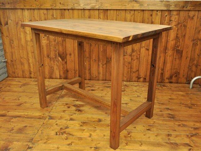 テーブル ブラウン 600X900の画像1枚目