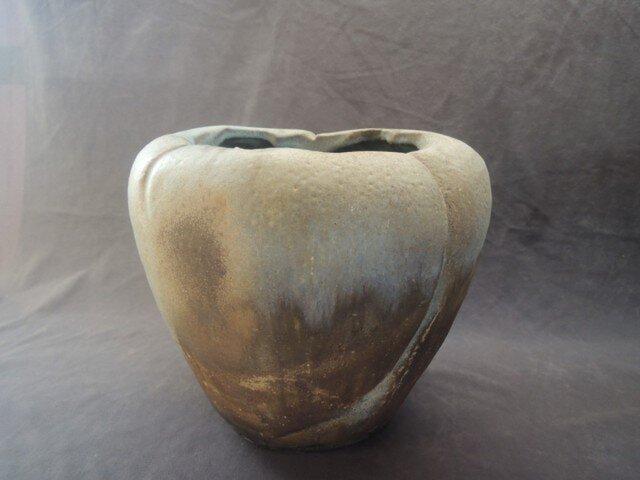 花器  [朝鮮唐津灰被り花器]の画像1枚目