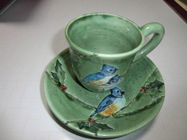 タッフィドティトマイスのカップ&ソーサの画像1枚目