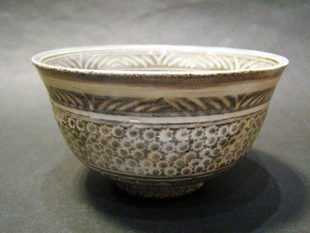 三島唐津茶碗の画像1枚目