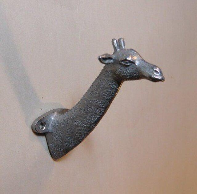 キリンのフック(小)の画像1枚目