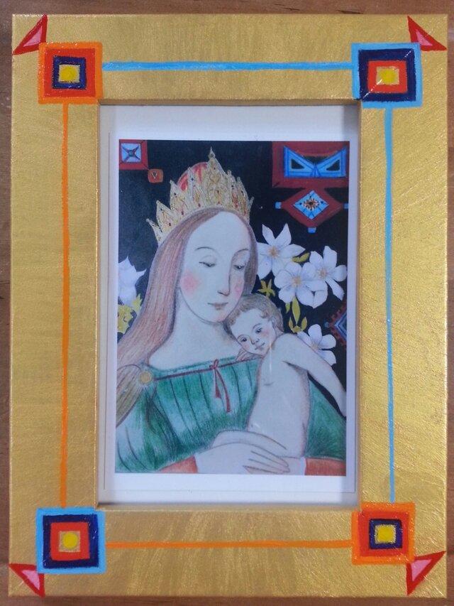 Regina coeli 天の女王(聖画)の画像1枚目