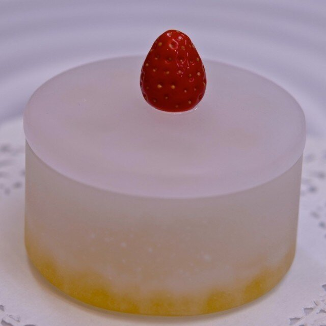GLASS SWEETS / Biscuitauxfraisesの画像1枚目