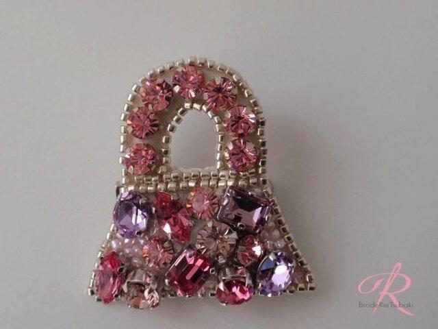 Le sac à main(サック ア マン)ピンクの画像1枚目