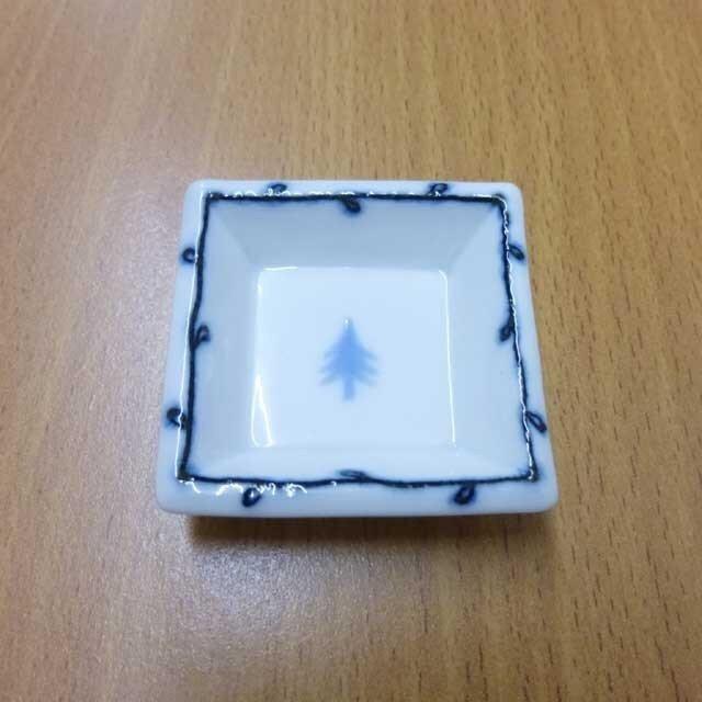 角豆皿「木」の画像1枚目