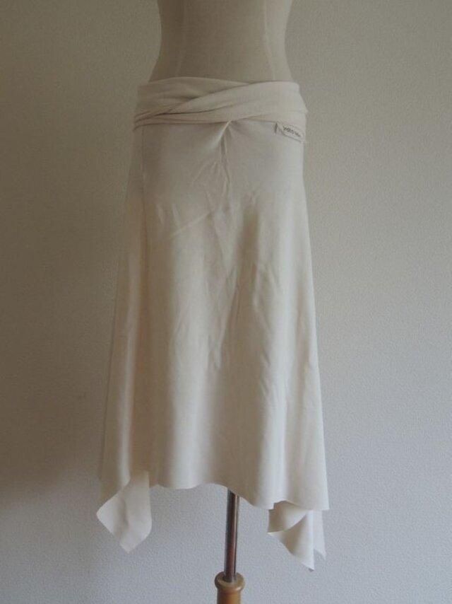 Prana skirt 真綿色の画像1枚目