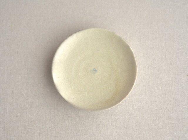 小皿(無地)の画像1枚目
