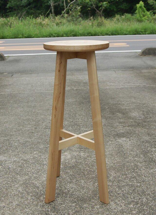 Dangle stool ダングル スツールの画像1枚目