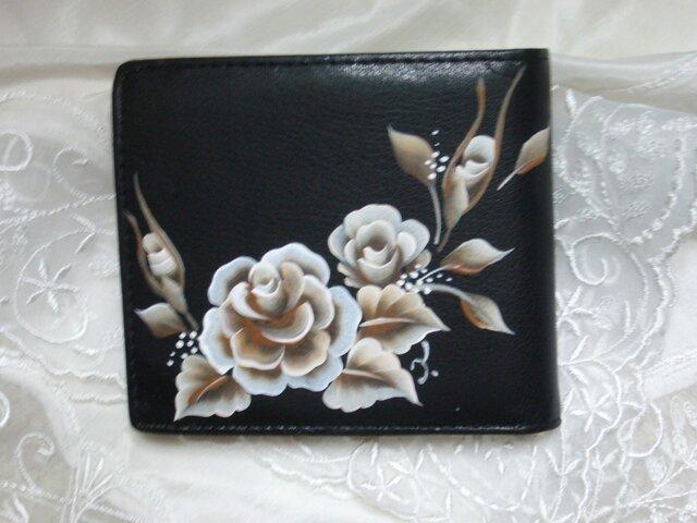 2つ折り財布の画像1枚目