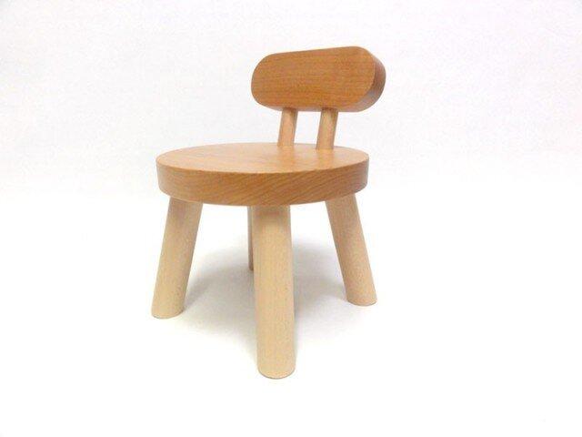 こどもまるいすの画像1枚目