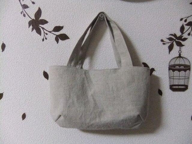 【桃さまご注文品】ちょいとそこまでバッグの画像1枚目