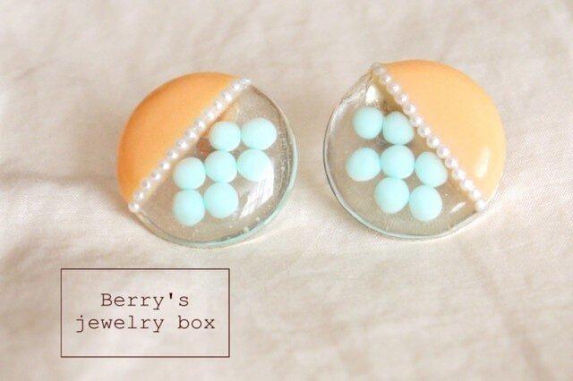 【sale】mints in pierceの画像1枚目