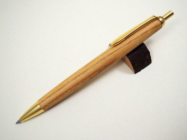 ケヤキのボールペン(細軸)の画像1枚目