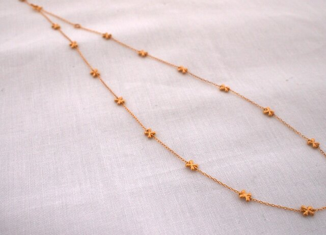 Fragrant olive -2way necklaceの画像1枚目