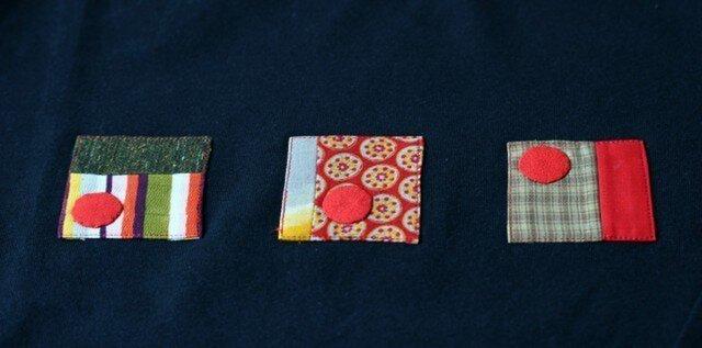 小さな四角*small square リメイクTシャツの画像1枚目