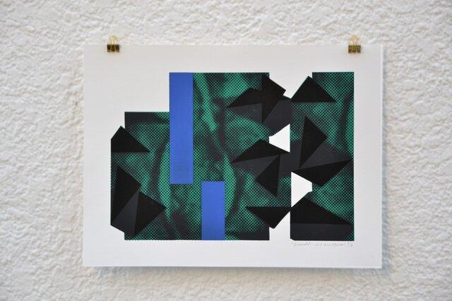 [Emerald] シルクスクリーンの画像1枚目