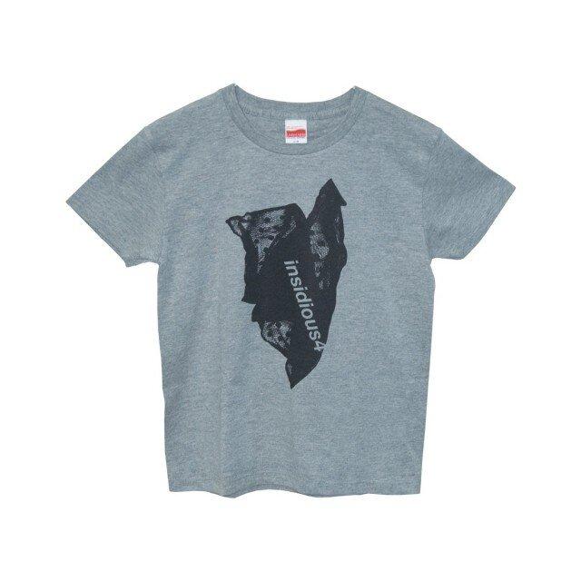6.2oz Tシャツ gray GM(Girls-M) レース2の画像1枚目