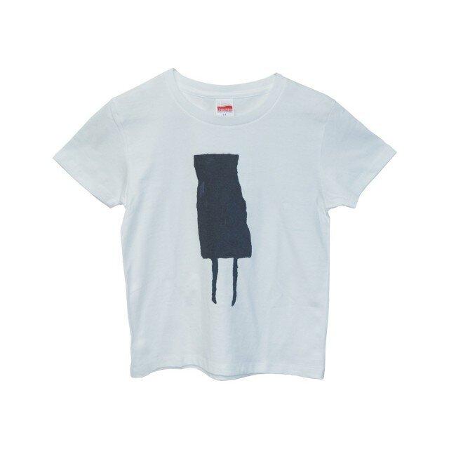 6.2oz Tシャツ white GS(Girls-S) 8の画像1枚目