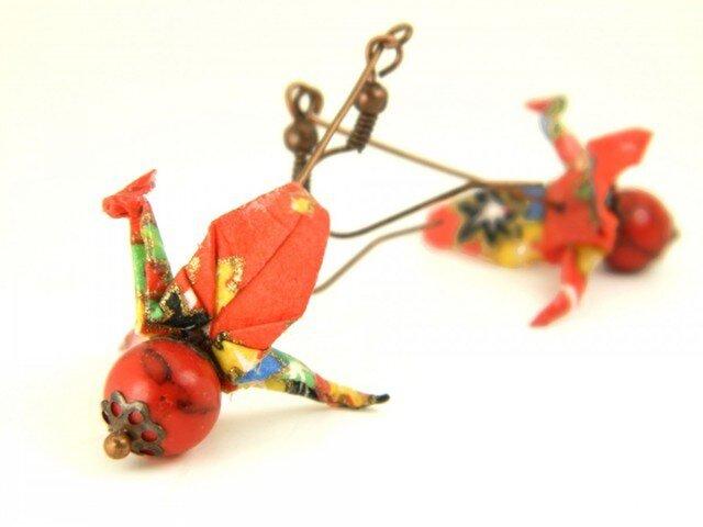 オリガミピアス・飛行竜(Drake Y20BOD2IBr2)の画像1枚目